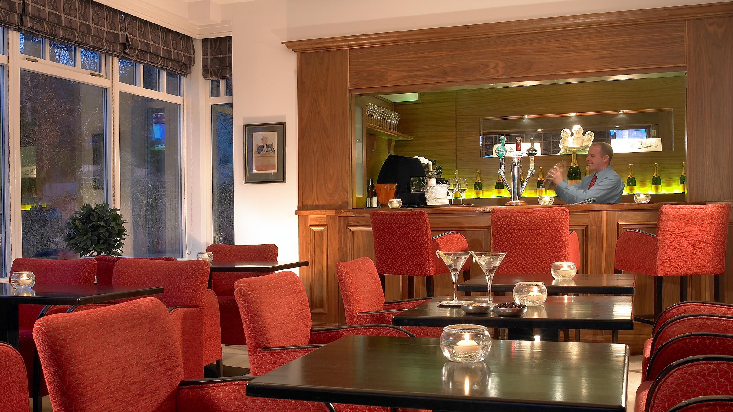 Wiggs Bar & Conservatory Randles Hotel Killarney