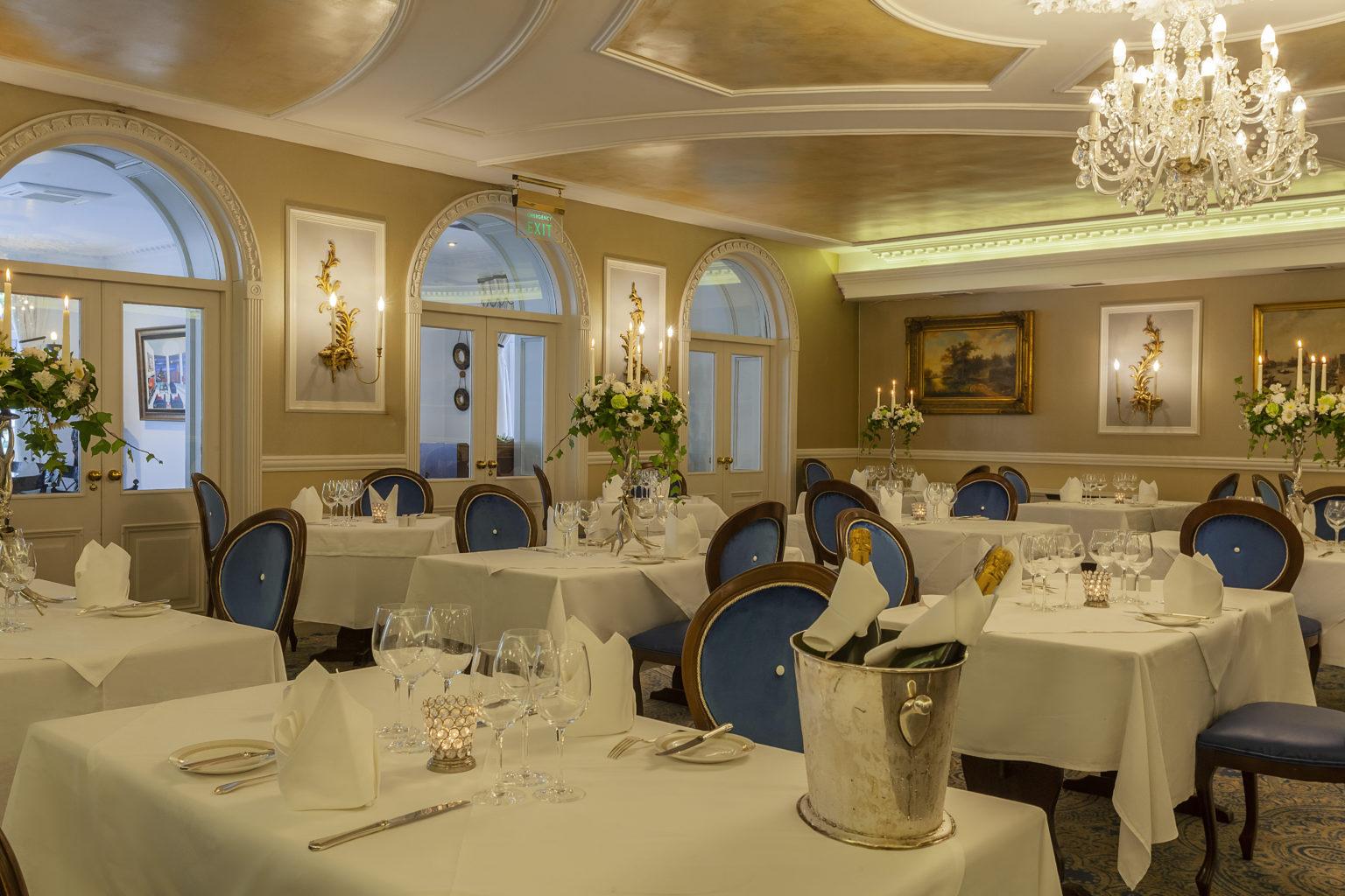 Randles Hotel Court Restaurant