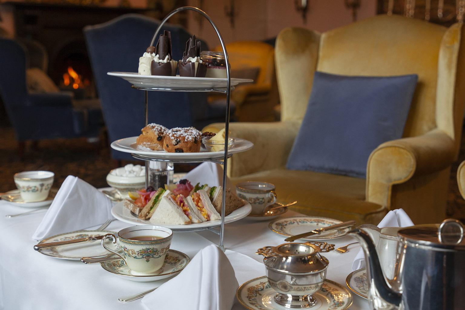 Randles Hotel Afternoon Tea